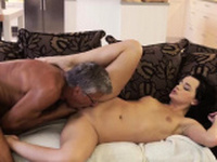 Teen fucked by old man and swinging couples xxx What