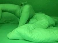 In der Nacht hat es mich unten gejuckt - Female Masturbation