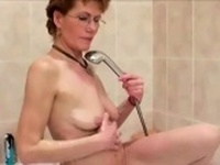 Granny needs a shaving