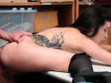Police woman hd and horny mom caught playmates pal