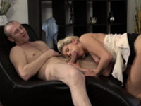 Old mature big ass She is so magnificent in this short