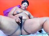 Chubby Ebony Strip and play