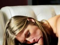 Tempting blonde gal Ebbi endures unforgettable fuck