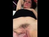 Slut girl Claire and her wet pussy