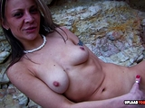 Desirable beauty gets her pussy pounded hard