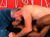 Huge Tits Ebony BBW Marie Leone Banged