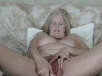 Hairy Granny Is Still Really Horny