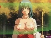 Hentai girl rides guys hard cock