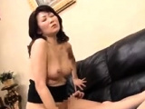 Schoolgirl doggystyle sweet Japanese boobs ma