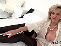 Adulterous british milf gill ellis displays her big k82VCN