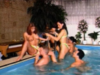 Orgies by the pool are always super-hot