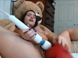 Phoebe Toys Masturbation to Orgasm