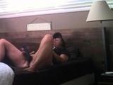 Mothers dildo break on hidden camera