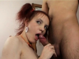 Attractive redhead perfection adores fucking around a lot