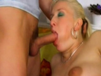 European Fantasy MILF Is Special