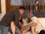 Teen allys daughter loves daddy Unexpected practice with