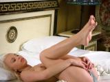 Masturbating virgin Zoya Glotka takes a selfie of her pussy
