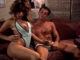Veronica Hall, Derek Lane in bikini girl gets intimate with