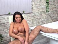 Curvy Latina and Her Sexxx Toys