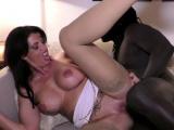 German Mom Dacada eat Sperma from Condom after BBC Fuck