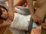 Fresh busty exotic perfection Yuria Sena gets penetrated
