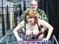 Horny woman bizarre thraldom