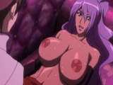 Busty hentai ghetto caught and hard fucked by tentacles mons
