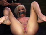 Afternoon anal slave and brutal blowjob Halle Von is in