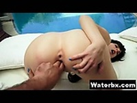 Erotic Sexy Girl Peeing