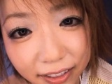 Japan dilettante wants semen on her face and lips