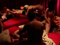 Swinger mansion offers orgy room