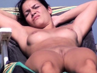 Awesome Nudist Voyeur Beach Amateurs Big Tits Nude Video