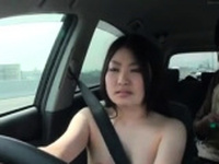 Japanese Girl Test Drive Sex Acts With Instructor