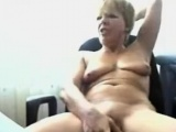 Granny Charlotte in sexual rapture