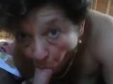 OmaGeiL Old Amateur Granny Sucking Old Hard Dick