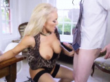 Webcam milf toys first time Having Her Way With A Rookie