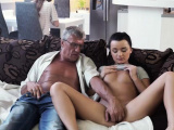 Swingers young and old couple first time What would you