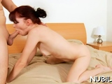 Fresh damsel Jesse Palmer gets fucked so well