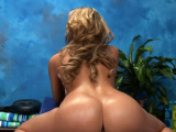 Naked sweetie Katerina Kay blows and rides chopper