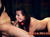 Extreme deep anal fisting Best patrons Aidra Fox and