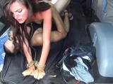 Rough fast sex xxx Renee Roulette went to a party last