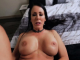 Stepson is super turned on by his smoking hot stepmom
