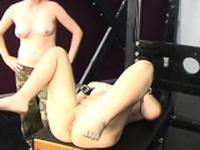 Hot females in avid xxx scenes of raw thraldom extraordinary