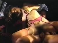 Bridgette Monet in vintage xxx scene