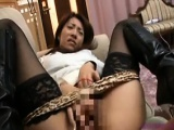 Asian amateur fisted in the ass