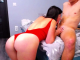 Dance in sexy lingerie on live webcam show