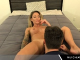 First Time Milf Slut Sucking A Stranger Cock