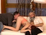 Teen girl old man and daddy cronys daughter blonde anal