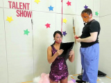 Hard anal punishment amateur and rough Talent Ho