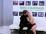 Bondage loving blondie